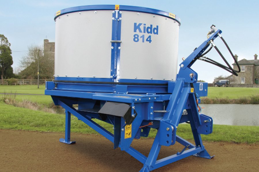 Affordable Farm Machinery >> Kidd Bale Choppers « Kidd Farm Machinery