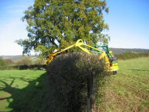 Kidd Farm Hedgecutters reach