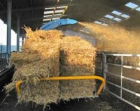 Kidd Farm Machinery bale shredder