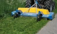 Kidd expands the range of rotary grass cutters